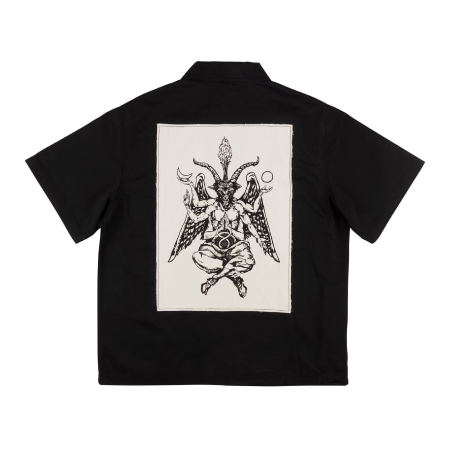 BAPHOLIT ZIP-UP WORKSHIRT | Polo Shirt by Welcome Skateboards 2