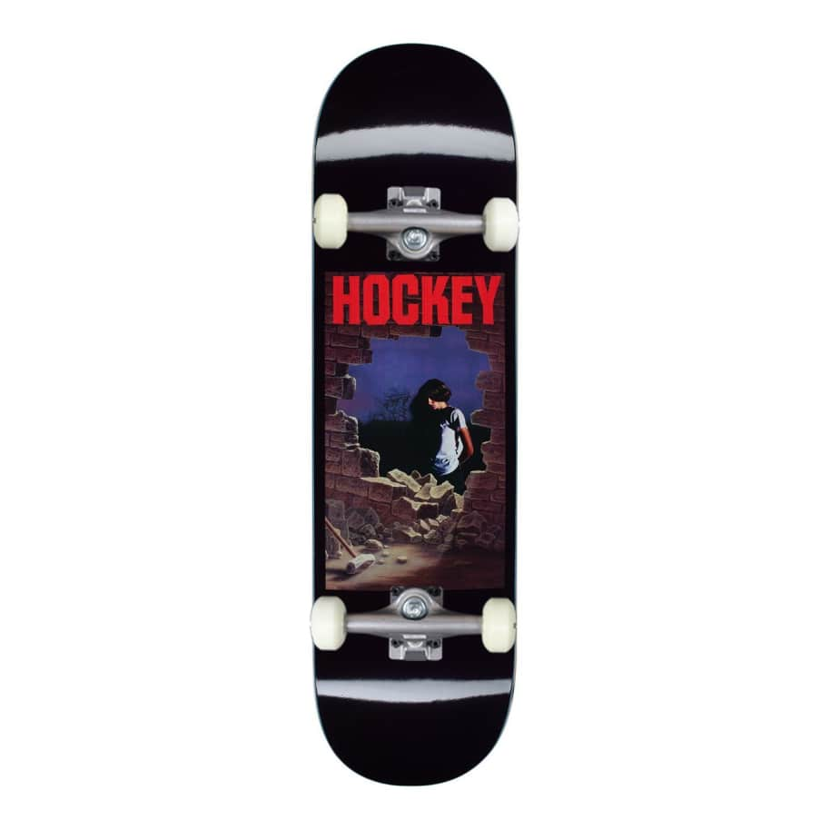 Hockey Skateboards Dawn Donovon Piscopo Complete Skateboard 8"