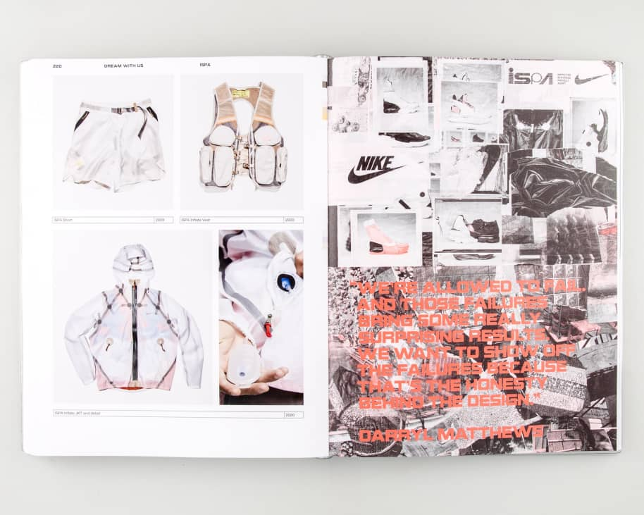 Nike: Better is Temporary | Book by Phaidon 6