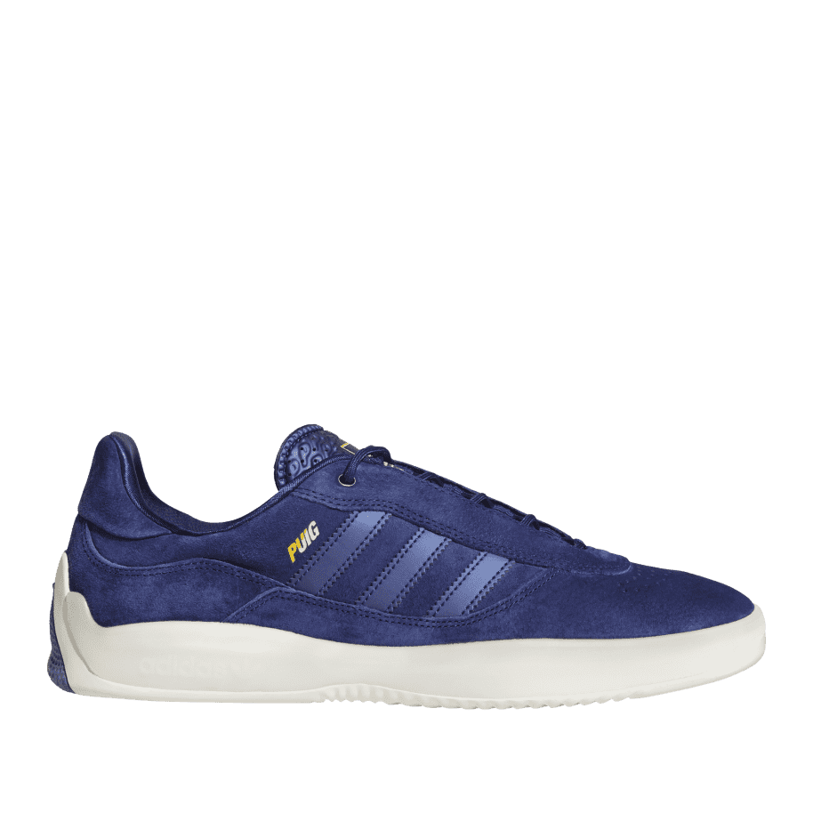 adidas Skateboarding Puig Shoes - Night Sky / Night Sky / Chalk White | Shoes by adidas Skateboarding 1