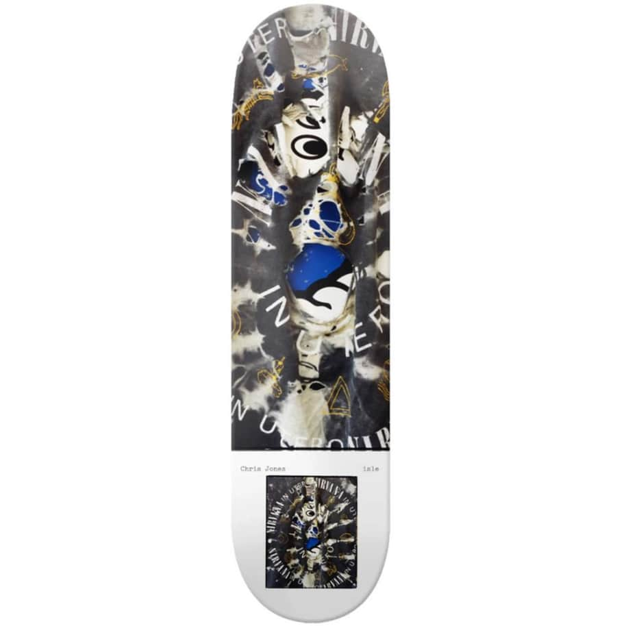 Isle Chris Jones Milo Brennan Artist Series 8.25"