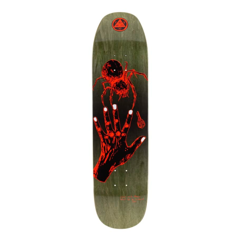 WELCOME Gateway on Son of Moontrimmer Deck 8.25 | Deck by Welcome Skateboards 1