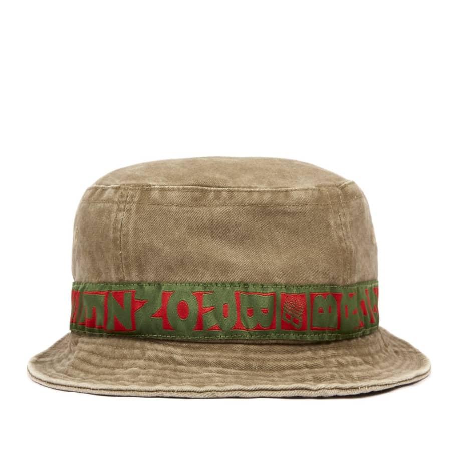 Bronze 56K Bucket Hat - Washed Stone | Bucket Hat by Bronze 56k 1