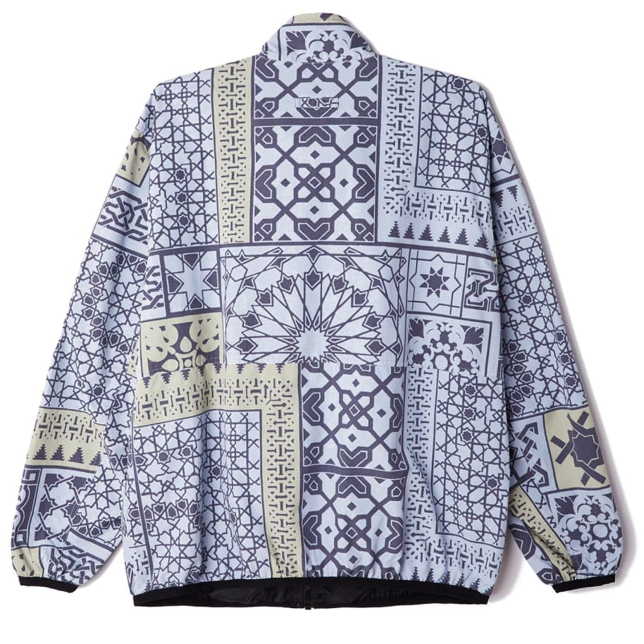 OBEY Patchwork Reversible Jacket - Black / Navy   Jacket by OBEY Clothing 2