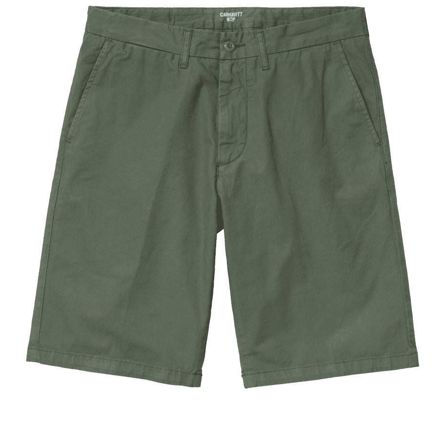 Carhartt WIP Johnson Short - Dollar Green | Shorts by Carhartt WIP 1