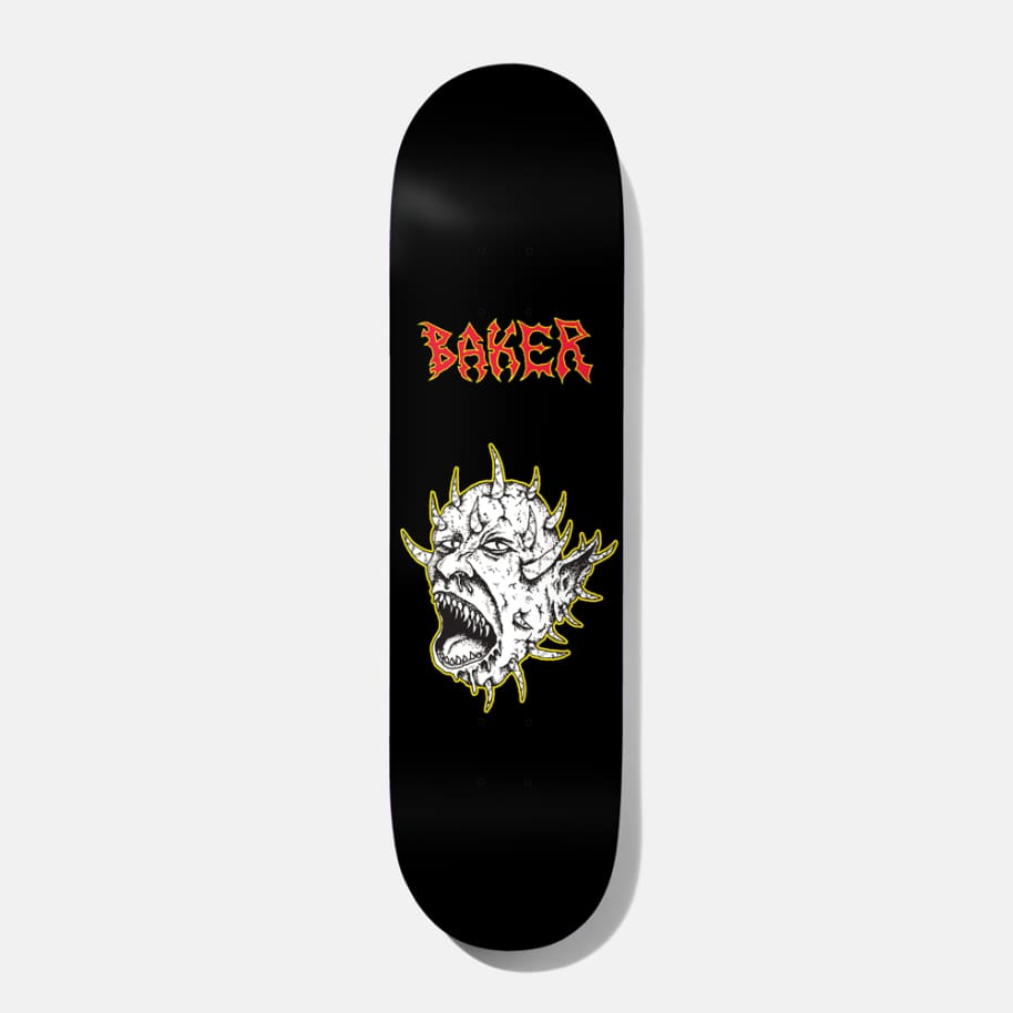Baker Skateboards Jacopo Judgement Day Skateboard Deck - 8.475 | Deck by Baker Skateboards 1