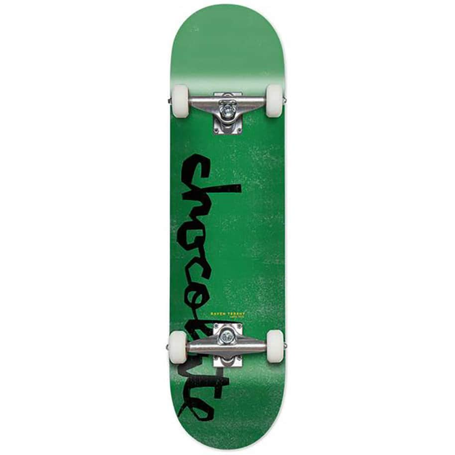 CHOCOLATE Tershy OG Chunk Complete 8.12   Complete Skateboard by Chocolate Skateboards 1
