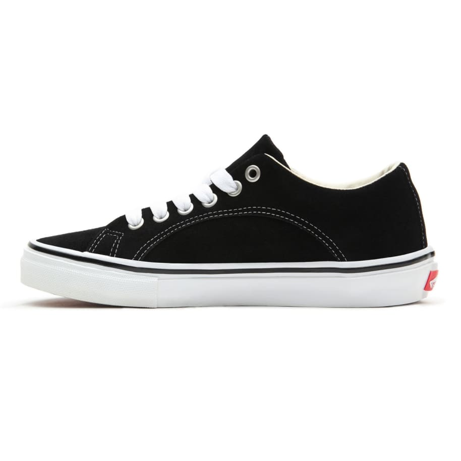 Vans Skate Lampin Shoes - Black / White | Shoes by Vans 4