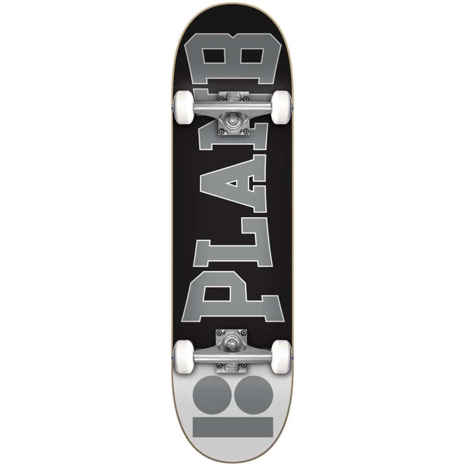 Plan B Academy Complete (7.75)   Complete Skateboard by Plan B 1