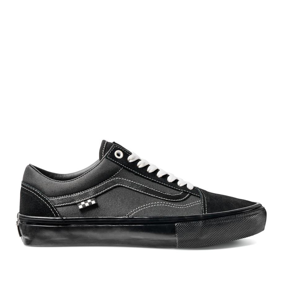 Vans Skate Old Skool Shoes - Black | Shoes by Vans 1