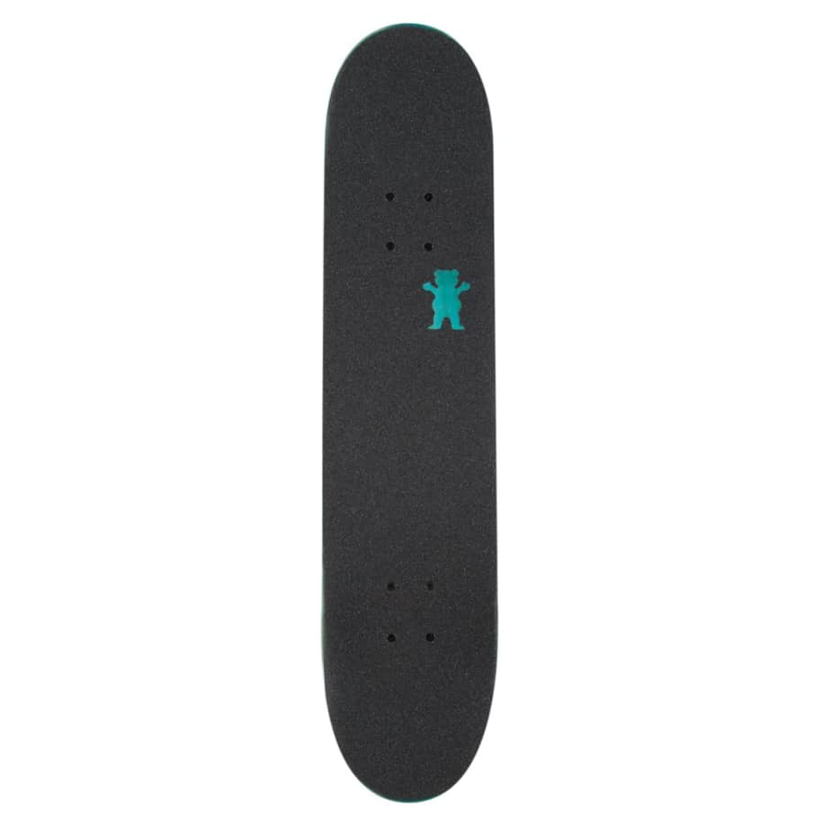 Positive Bear Complete - 7.5 | Complete Skateboard by Grizzly Griptape 2