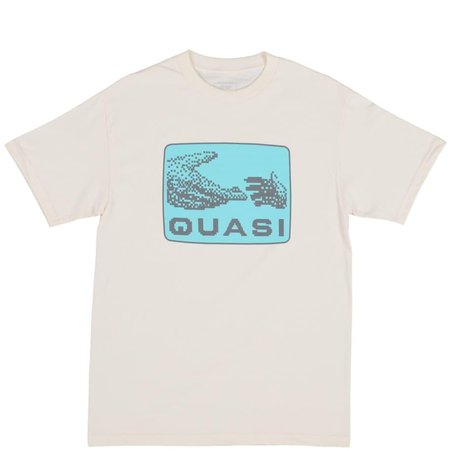 Quasi Cell T-Shirt - Creme | T-Shirt by Quasi Skateboards 1