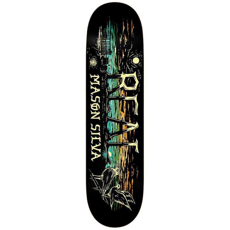 Real Silva Dawn Patrol Deck - (8.5) | Deck by Real Skateboards 1