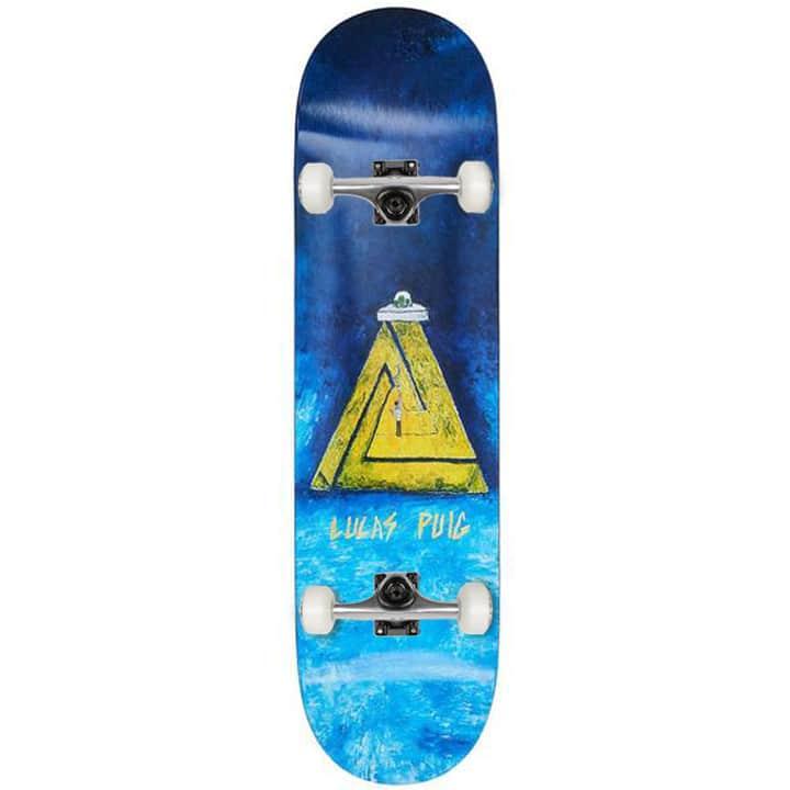 "Palace Skateboards - Lucas Pro S24 - Complete Skateboard - 8.2"" | Complete Skateboard by Palace Skateboards 1"
