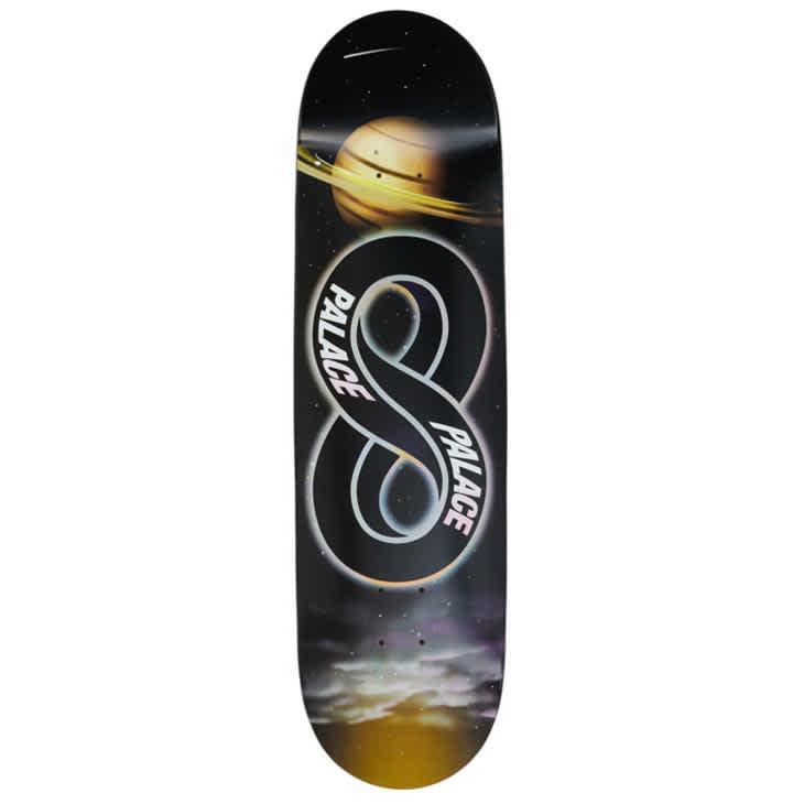 """Palace Infinity Saturn Skateboard Deck - 8.6""""   Deck by Palace Skateboards 1"""