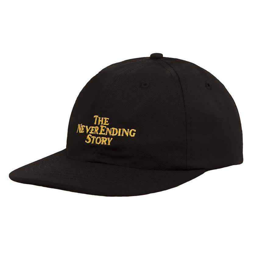 Alltimers Never Ending Story Cap - Black | Snapback Cap by Alltimers 2