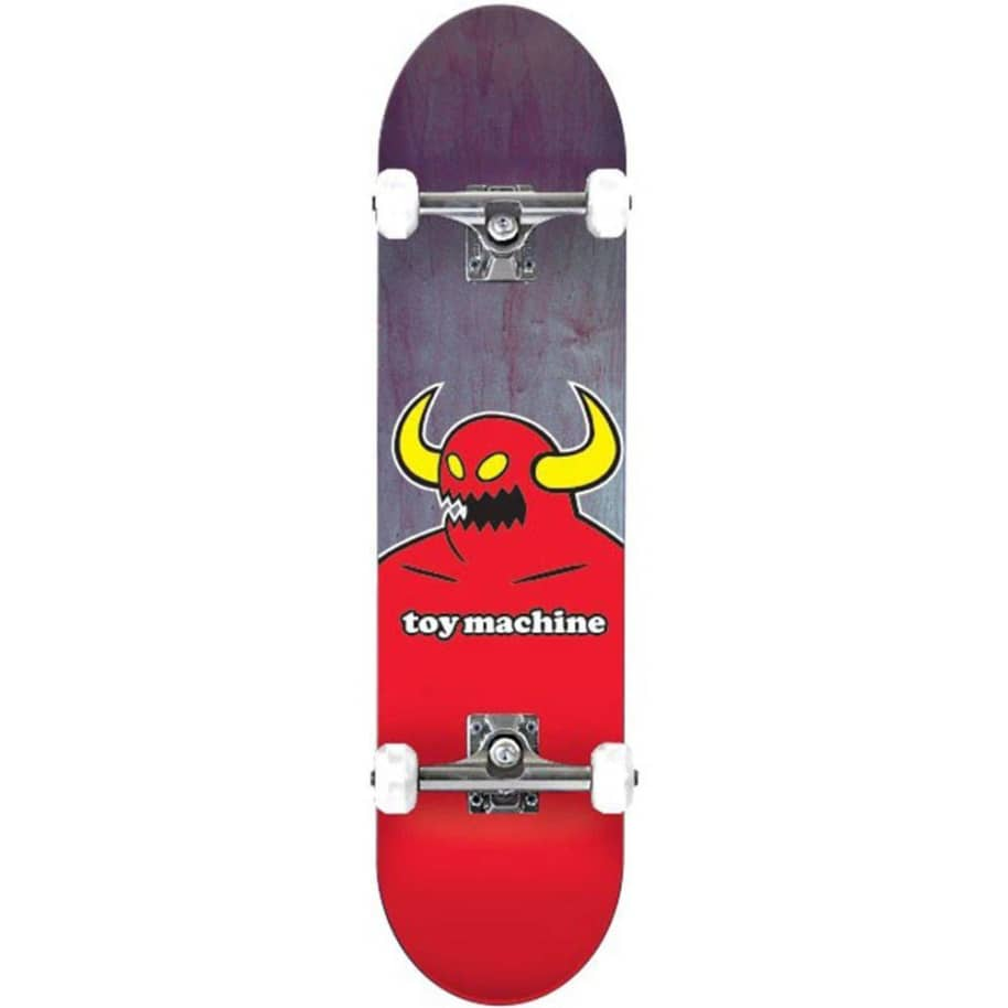 Toy Machine Monster Mini Complete | Complete Skateboard by Toy Machine 1