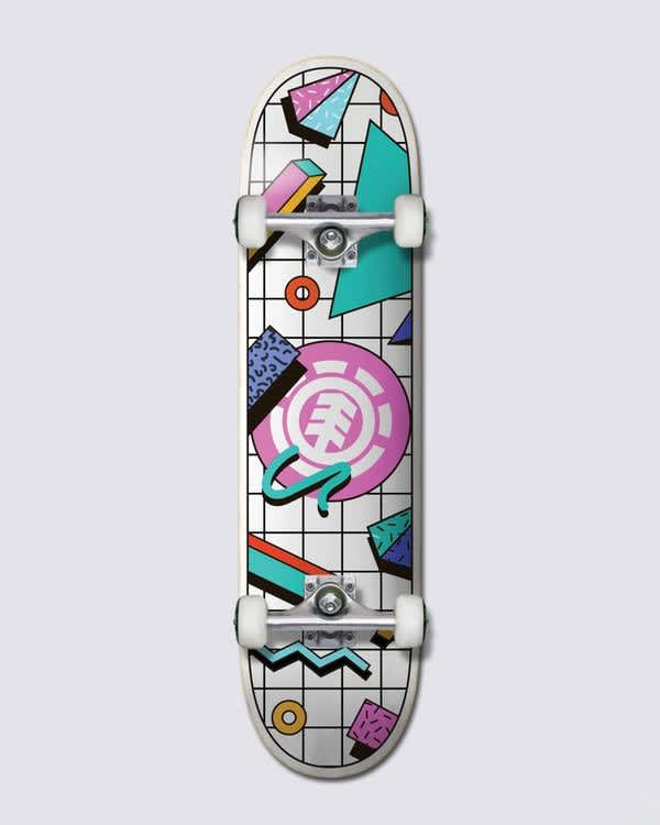 Element Off The Chart Complete Skateboard 7.75 | Complete Skateboard by Element 1