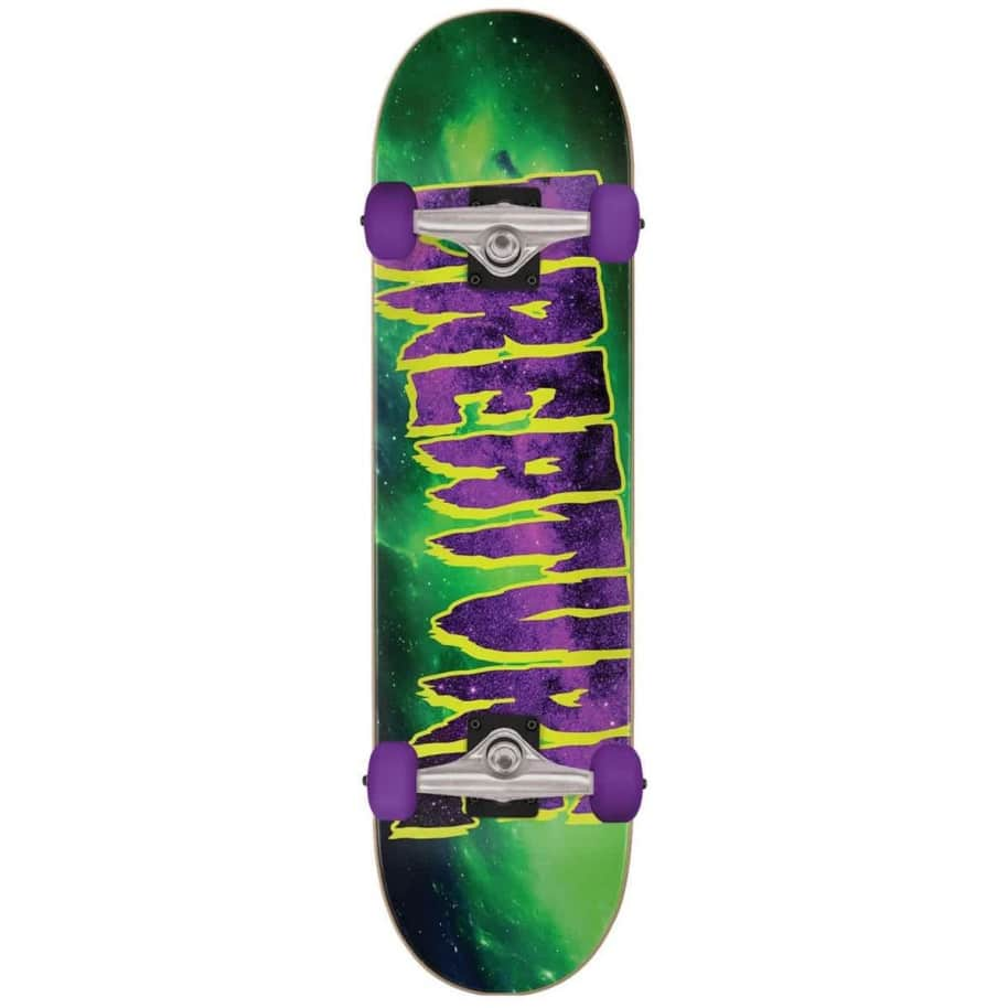 """Creature - Complete Galaxy Logo Mid - 7.8"""" 