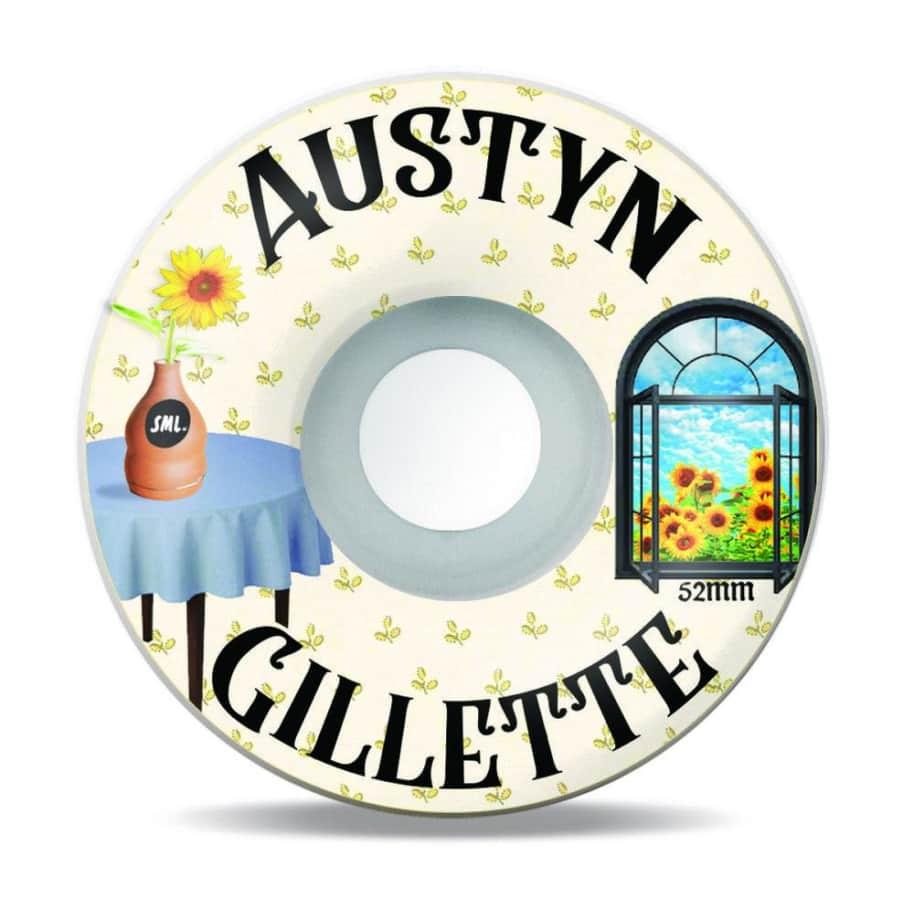SML. Wheel Co. Austyn Gillette Still Life OG Wide 52mm 99a   Wheels by Sml Wheels 1