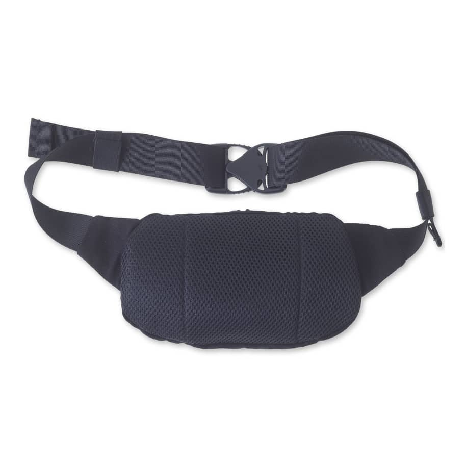 Kavu Canvas Spectator Belt Bag - Black | Hip Bag by Kavu 2