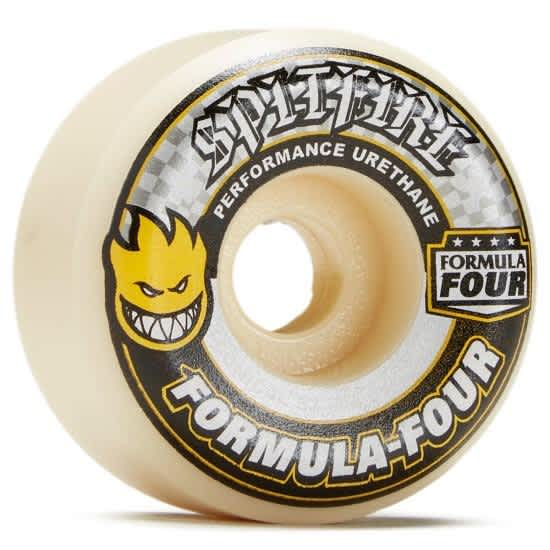 Spitfire - Conical Full Formula 4 - 52mm/99a | Wheels by Spitfire Wheels 1