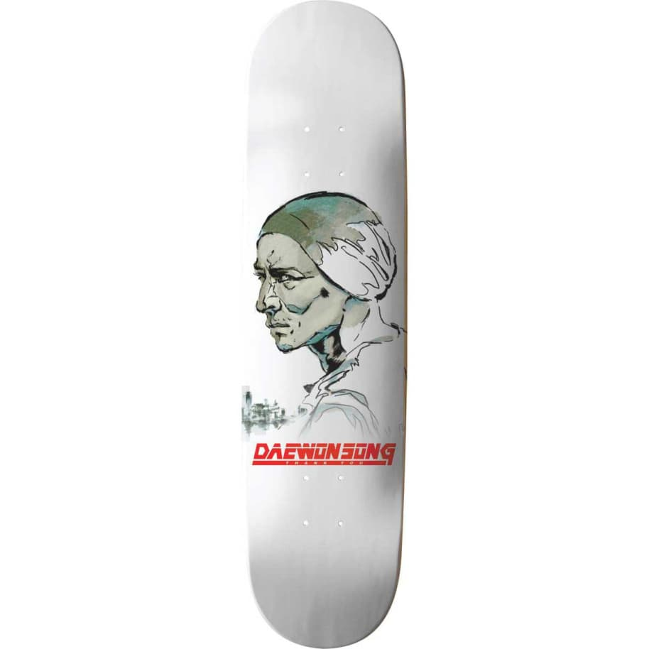 """Daewon Solid   8""""   Deck by Thank You Skate Co 1"""