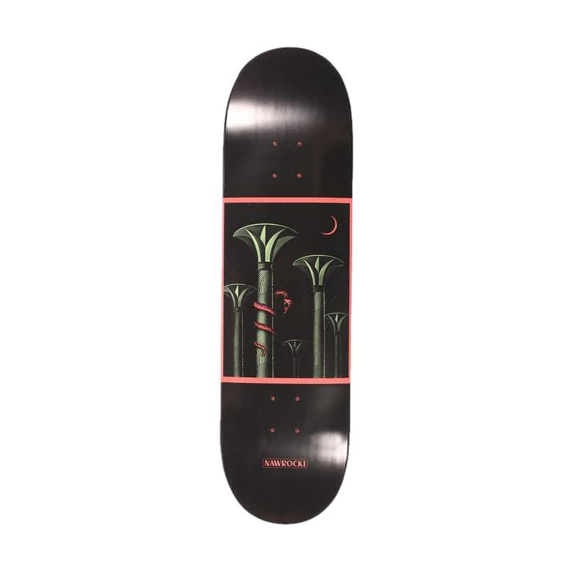 """Picture Show Nawrocki Serpent 8.6"""" Deck   Deck by Picture Show Studios 1"""
