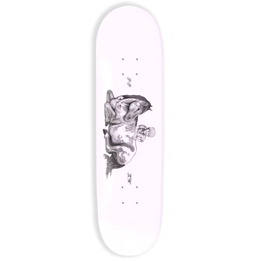 Single Series (KW Tribute) Deck | Deck by Pass~Port Skateboards 1