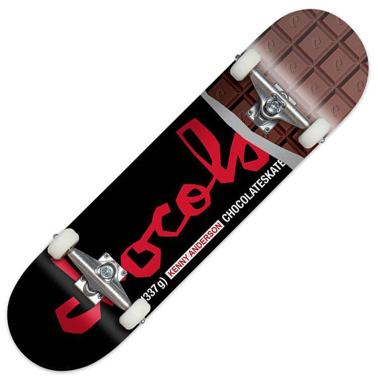 """Chocolate Anderson Chocolate Bar Complete (7.75)"""" 
