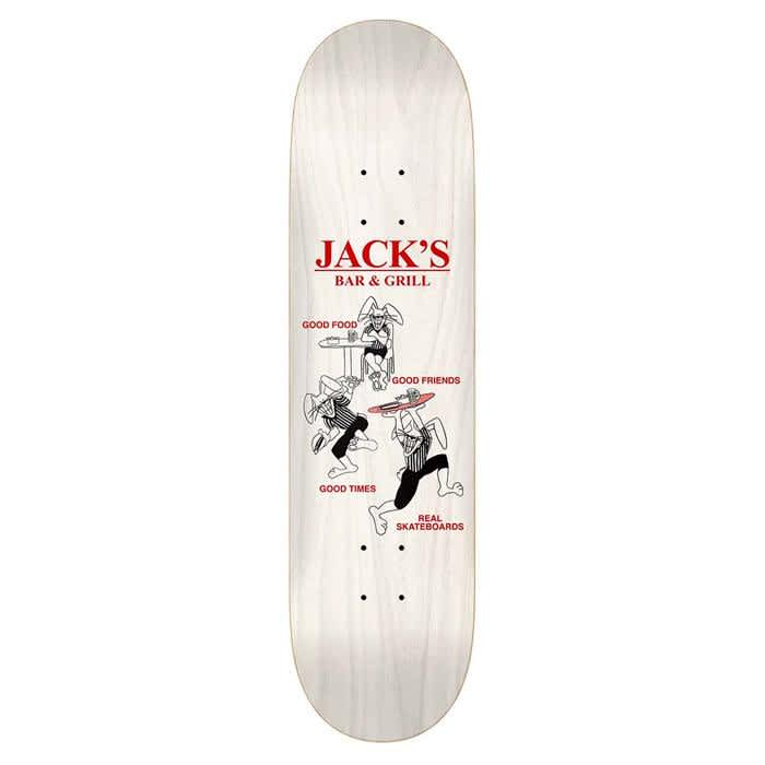 """Real Jack's Goodtimes Deck 8.38"""" 