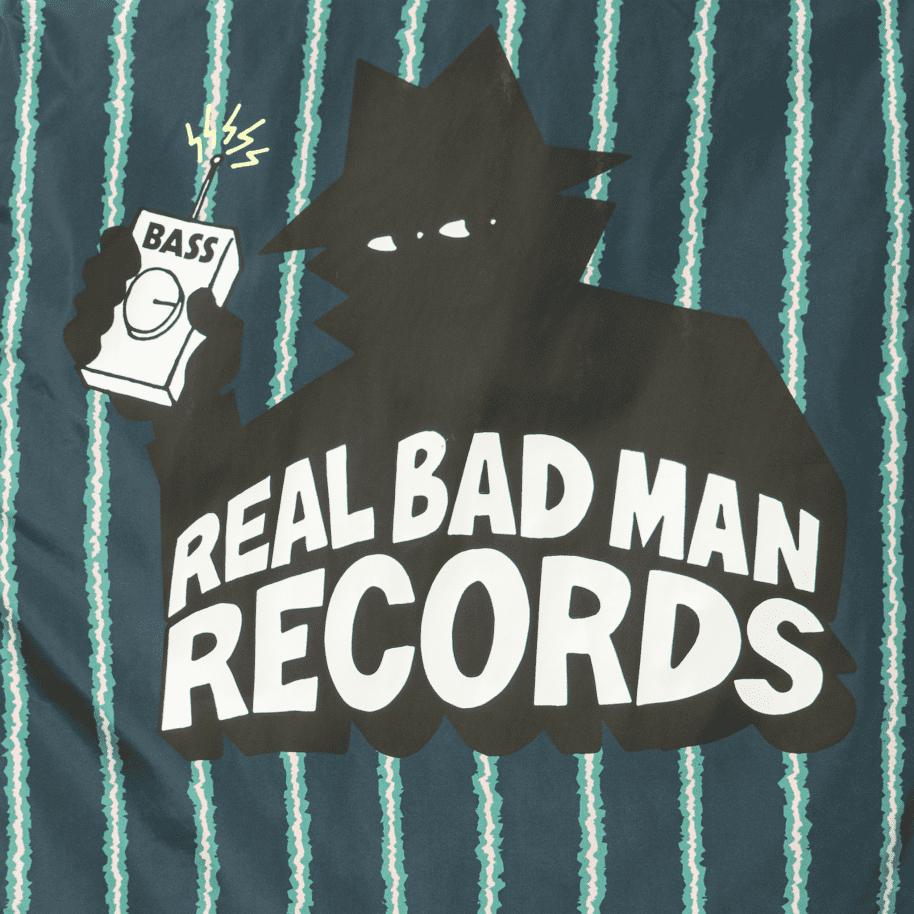 Real Bad Man RBM Records Coaches Jacket - Watermelon | Coach Jacket by Real Bad Man 4