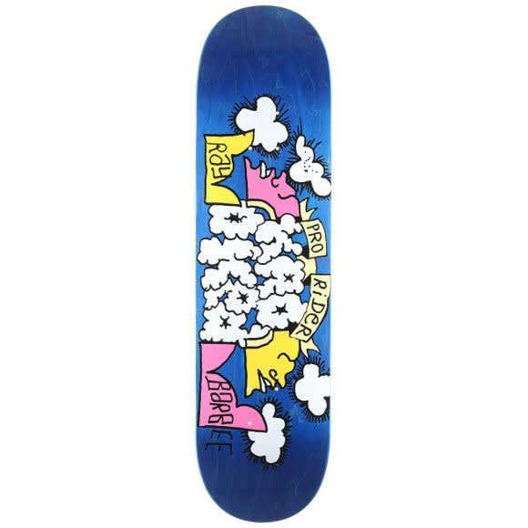 """Krooked Ray Barbee Clouds Skateboard Deck - 8.25"""" 