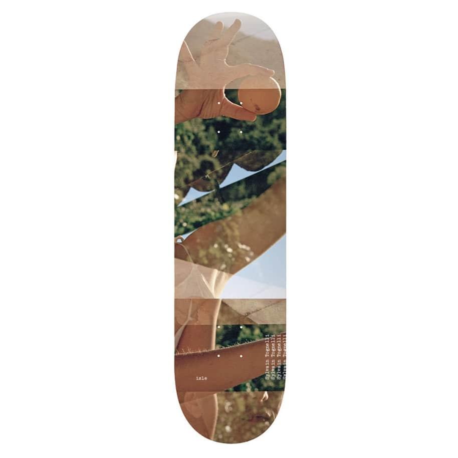 """Isle Artist Jenna Westra Series Nguyen Skateboard Deck - 8.125""""   Deck by Isle Skateboards 1"""