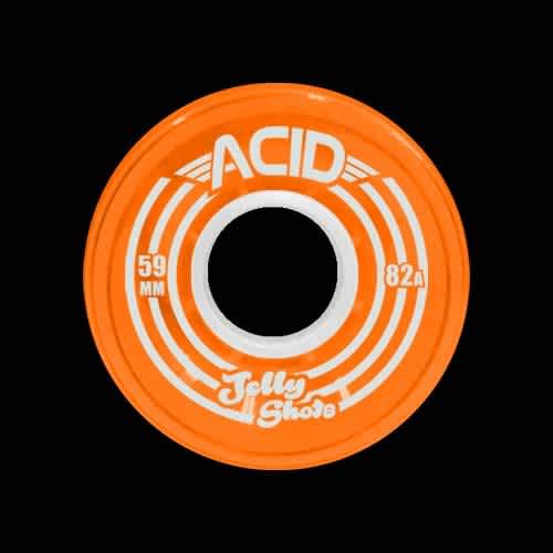 Acid Chemical Co Jelly Shots 59mm Wheels 80a | Wheels by Acid Chemical Co. 1