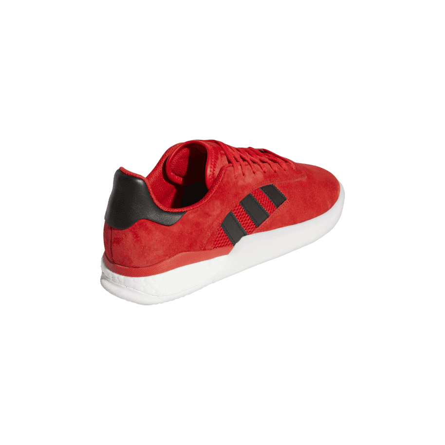 adidas Skateboarding 3ST.004 Shoes - Vivid Red / Core Black / Cloud White | Shoes by adidas Skateboarding 6