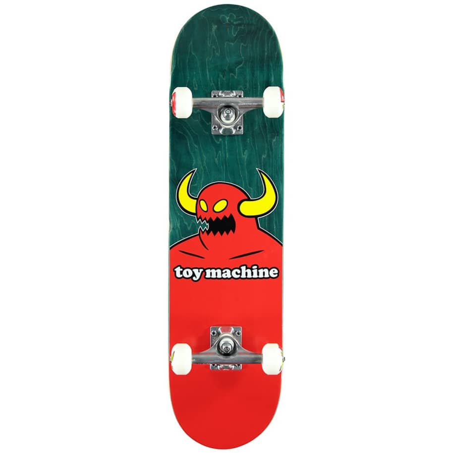 MONSTER COMPLETE | Complete Skateboard by Toy Machine 1