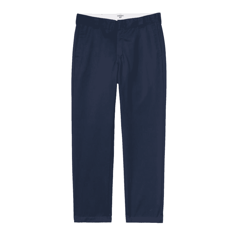 Carhartt WIP Master Pant - Rinsed Space | Trousers by Carhartt WIP 2