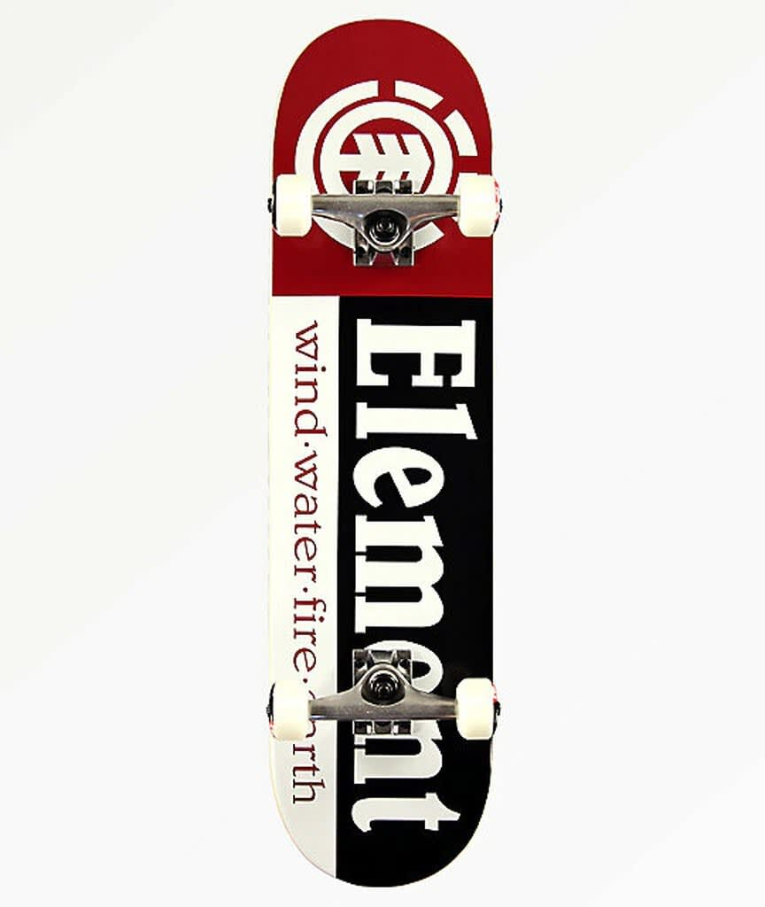 Element - Section Complete 8.0 | Complete Skateboard by Element 1