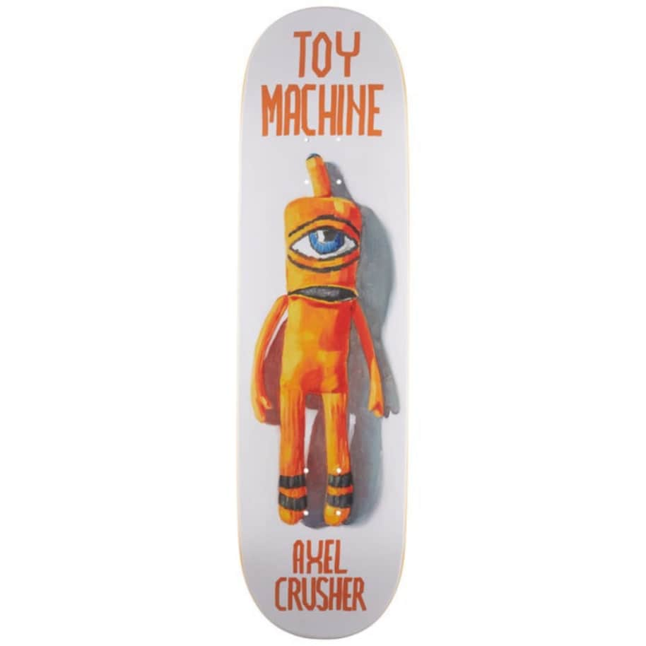 AXEL DOLL   Deck by Toy Machine 1