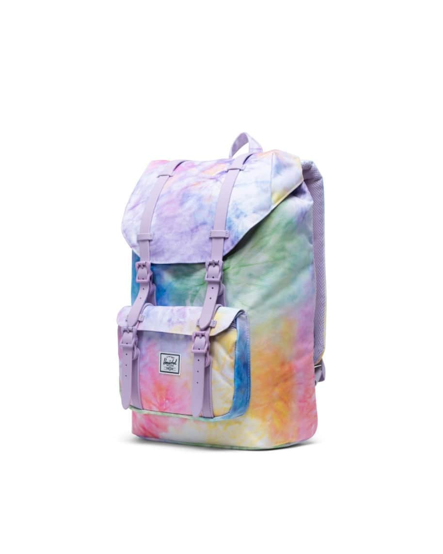 Herschel Little America Mid-Volume Backpack - Pastel Tie Dye | Backpack by Herschel Supply Co. 3