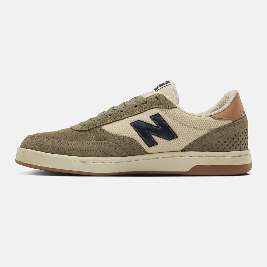 New Balance Numeric 440 Shoes - Green / Navy | Shoes by New Balance 3