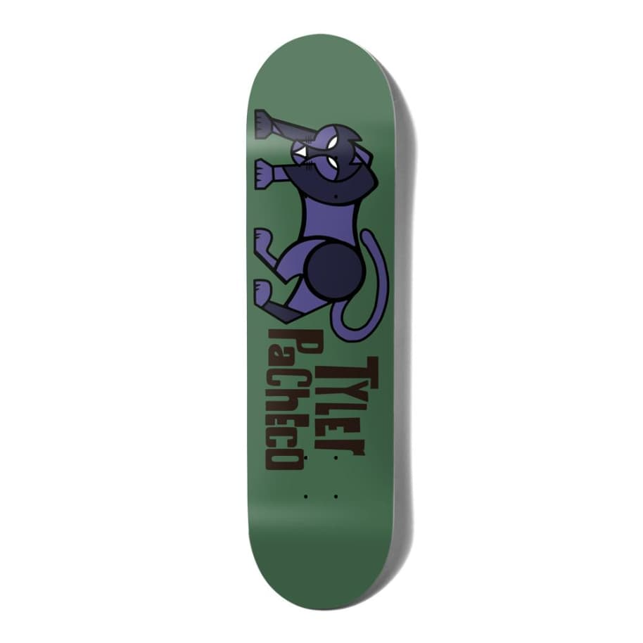 """Pacheco Pictograph   8.125""""   Deck by Girl Skateboards 1"""