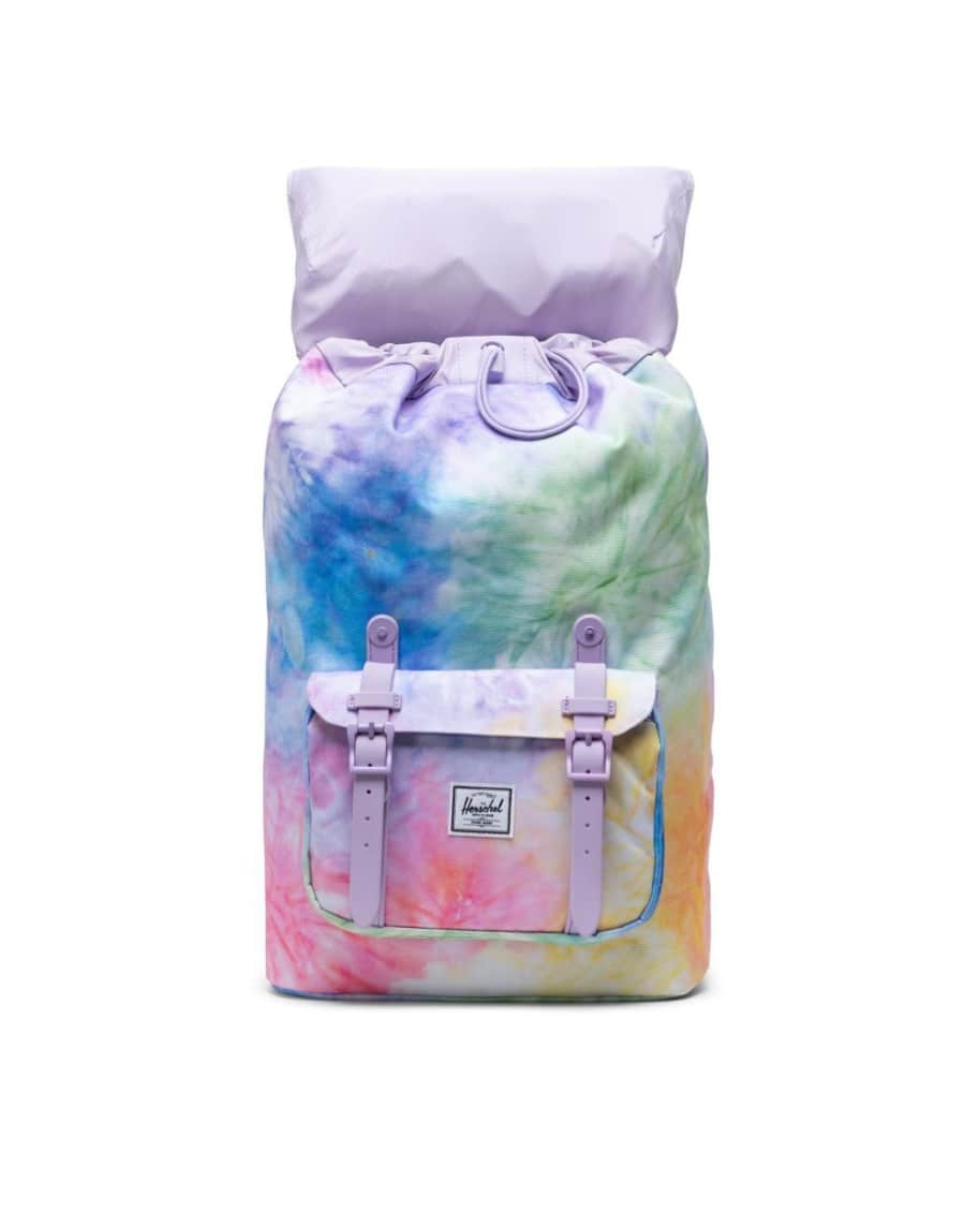 Herschel Little America Mid-Volume Backpack - Pastel Tie Dye | Backpack by Herschel Supply Co. 2