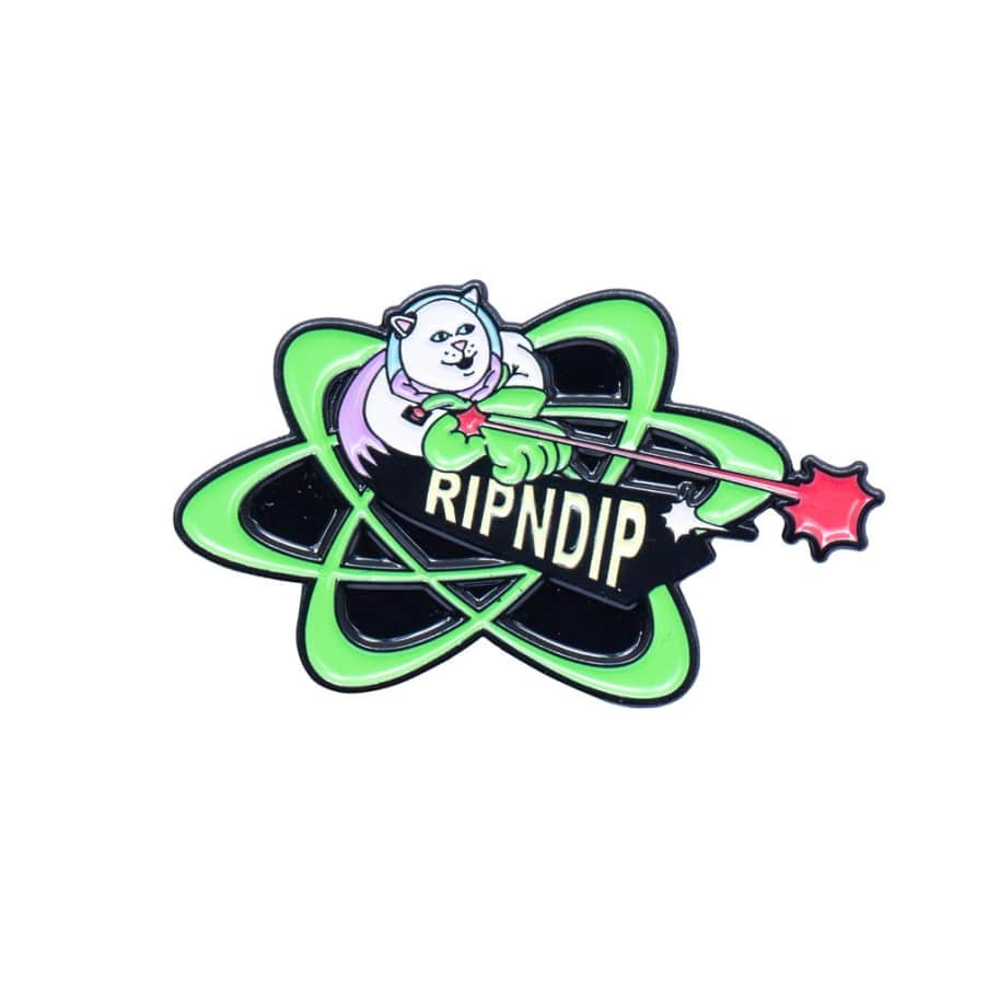 Rip N Dip Astronomical Pin - Multi | Pin Badge by Ripndip 1