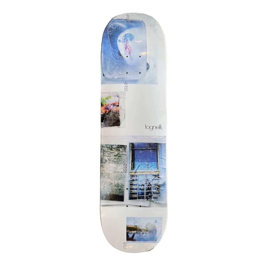 """Isle Sylvain Tognelli Freeze Series Deck 8.5"""" 
