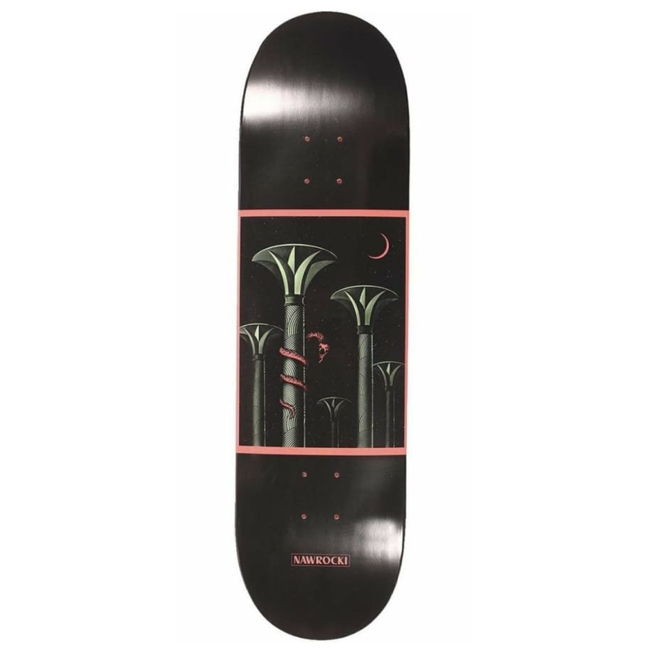 """Picture Show Deck - Nawrocki Serpent 8.5""""   Deck by Picture Show Studios 1"""