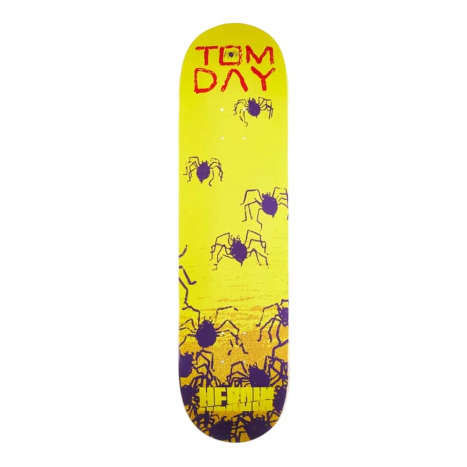 """Heroin Day Giallo Deck 8.5"""" 