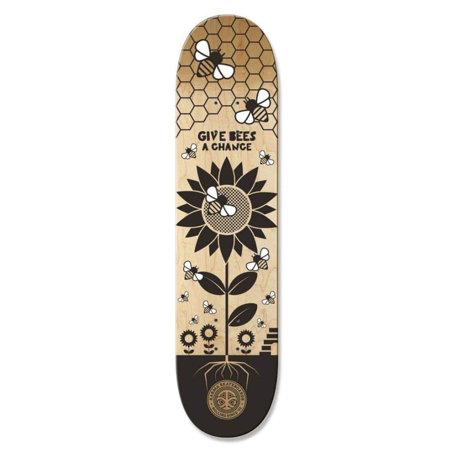 Karma - Skate For The Planet Bees 8.5"