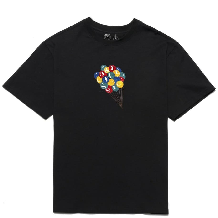 Chrystie NYC NYC Balloon Boy T-Shirt - Black | T-Shirt by Chrystie NYC 1